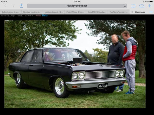 1967 Vauxhall PC Cresta