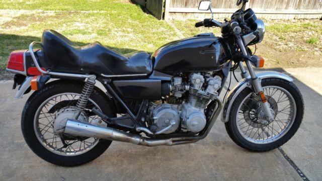 Motorcycle Model CB750K