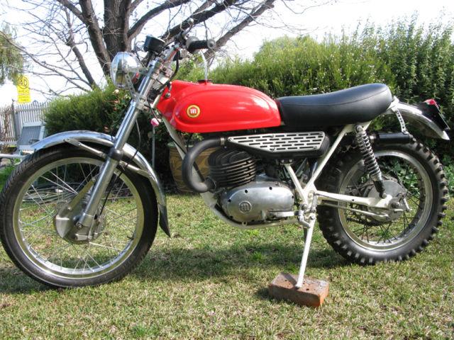 Montesa 250 King Scorpion 1971