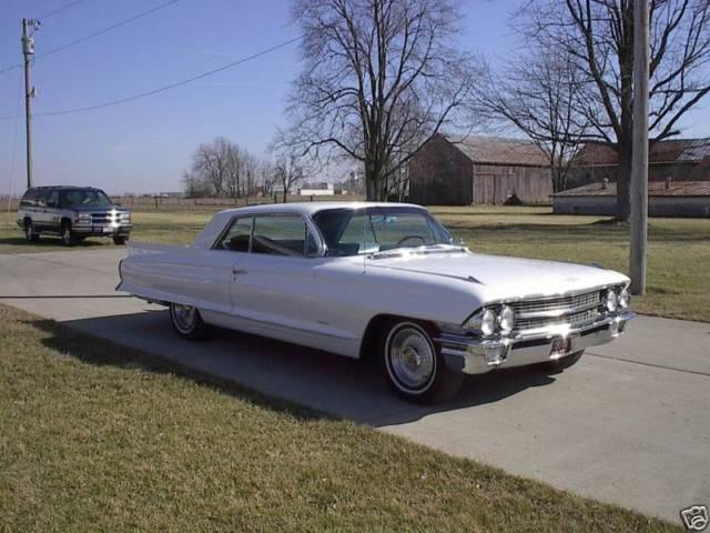 1962 Cadillac 62 Series w/68787 Original Miles!