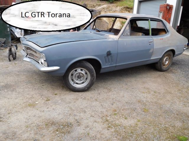 LC GTR Holden Torana