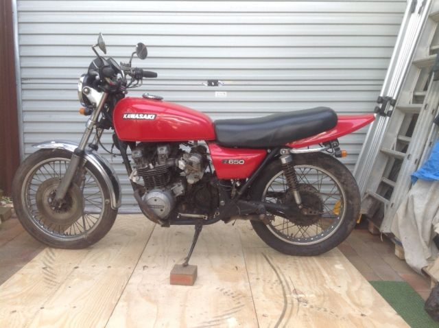 Kawasaki Z650 For Sale Engadine NSW Australia