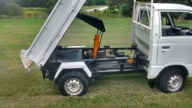 Subaru mini truck dump truck 4 wheel drive For Sale