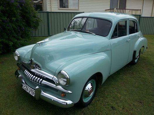 For Sale 1954 FJ Holden