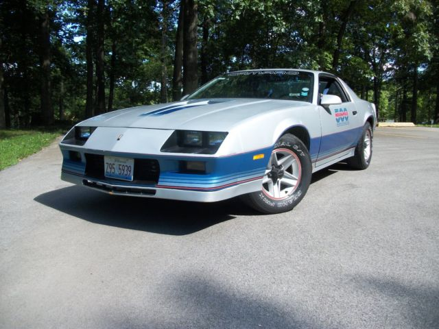 1982 INDY 500 PACE CAR Z-28 CAMARO