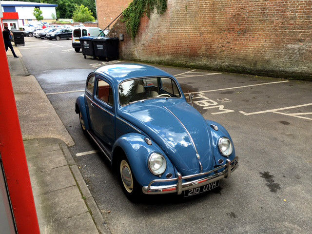 1959 fully restored vw beetle back to stock original!rare investment opportunity