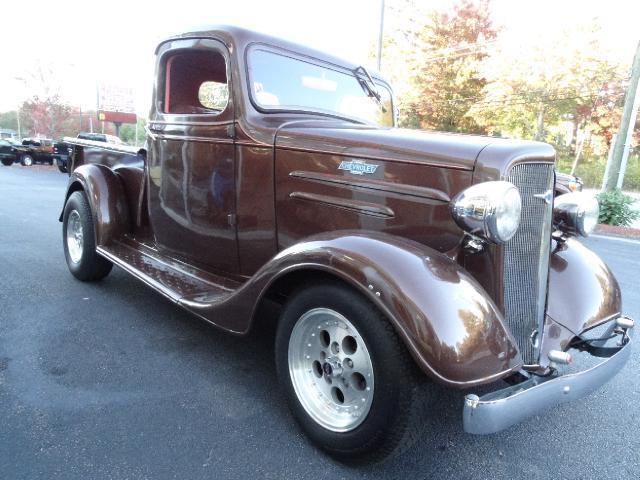 1936 chevy ,street rod truck