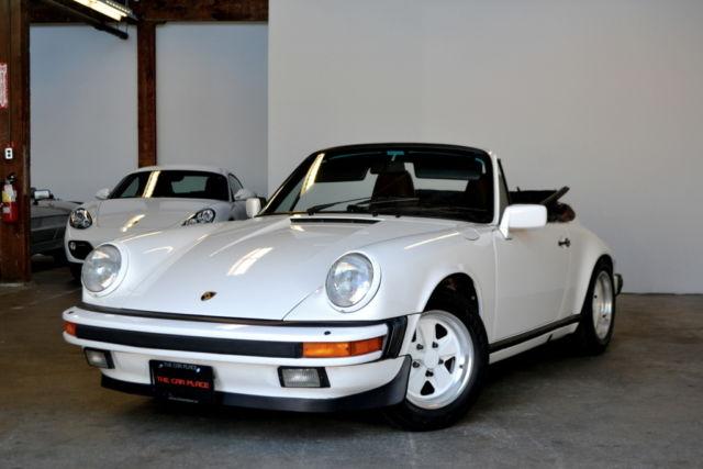 Porsche: 911 Convertible