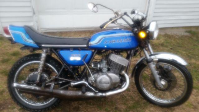 1972awasaki h2 750