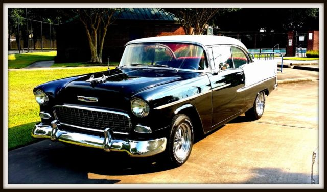 Modified 1955 Chevy Bel Air Vortec 5.3L 350