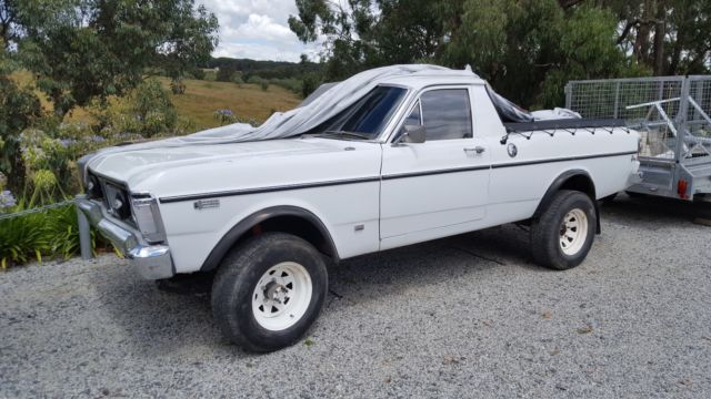 Ford XY 4x4 Ute
