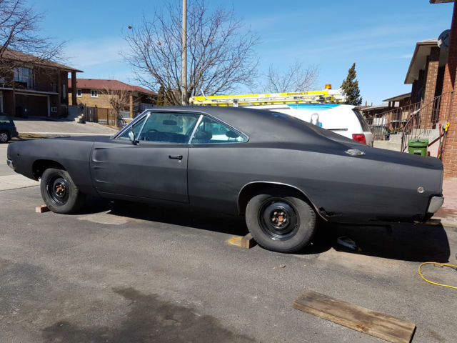 1968 dodge charger factory 383 car