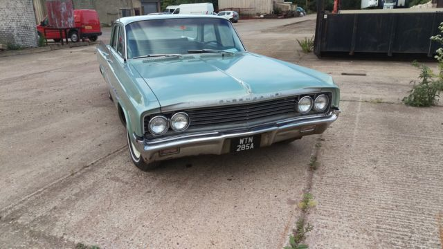 1963 Oldsmobile Dynamic 88 - 394ci  Registered, Chevrolet, Buick, Ford, Pontiac
