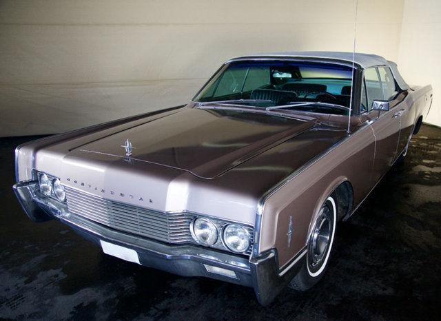 1966 Lincoln CONTINENTA