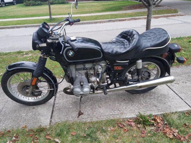 1975 BMW R90 r90/6 R90 6 R90s original motorcycle air head