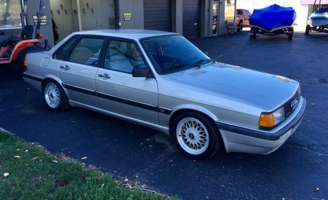 1985 Audi 4000S Quattro