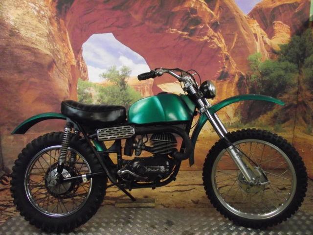 BULTACO MATADOR MK11 1967 CLASSIC ENDURO TRAIL BIKE*RUNS AND