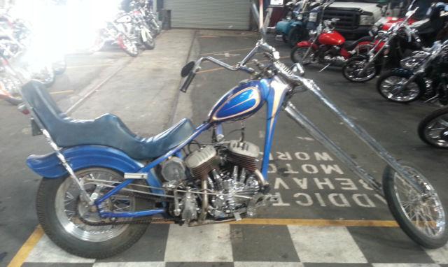 1961 Harley-Davidson Other