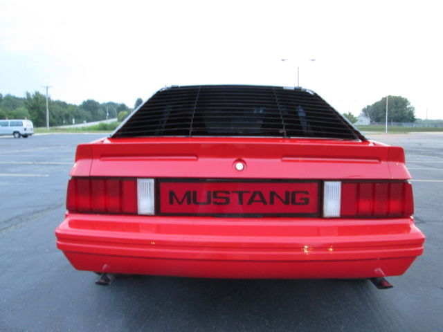 1982 Ford Mustang Gt For Sale Persia Iowa United States