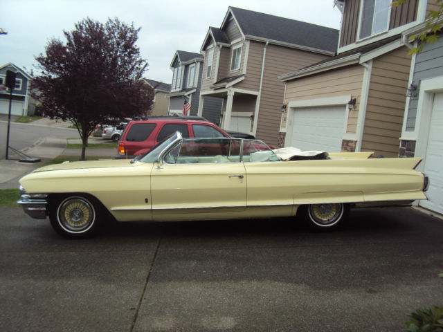 1962 Cadillac Fleetwood fleetwood