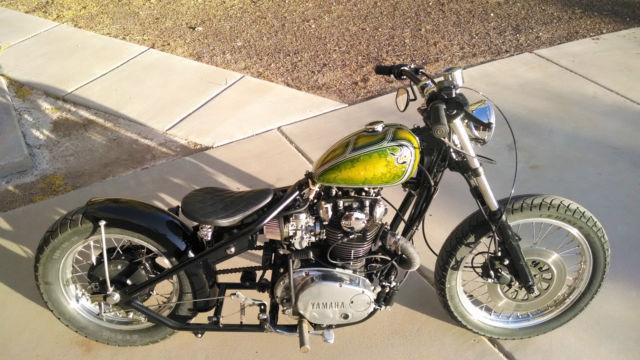1981 Yamaha XS