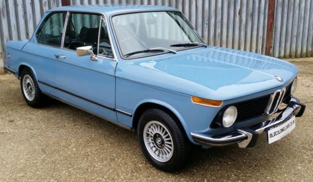 Stunning 1975 BMW 02 1502 - YEARS MOT - WARRANTY INC