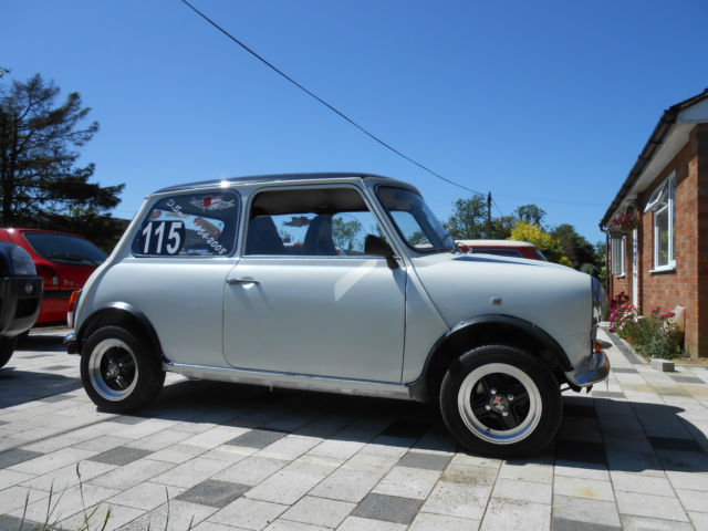 MINI CITY 1989.....1275.GT.ENGINE..RE-CONDITIONED