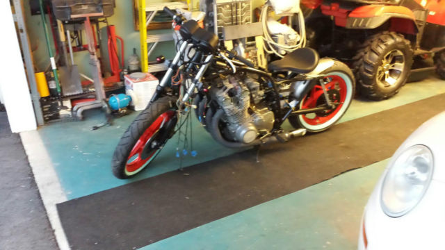 1979 Custom Built Motorcycles Bobber