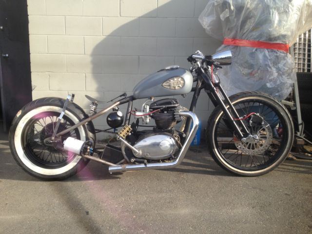 1968 Custom Built Motorcycles Bobber