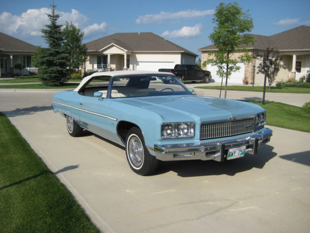 Chevrolet : Caprice