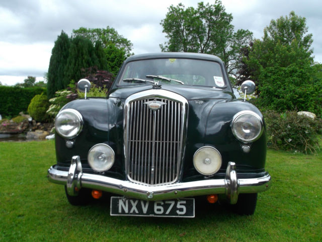 1953 WOLSELEY 4/44 - MEGA EARLY MODEL, COULD BE OLDEST SURVIVING EXAMPLE, LOVELY