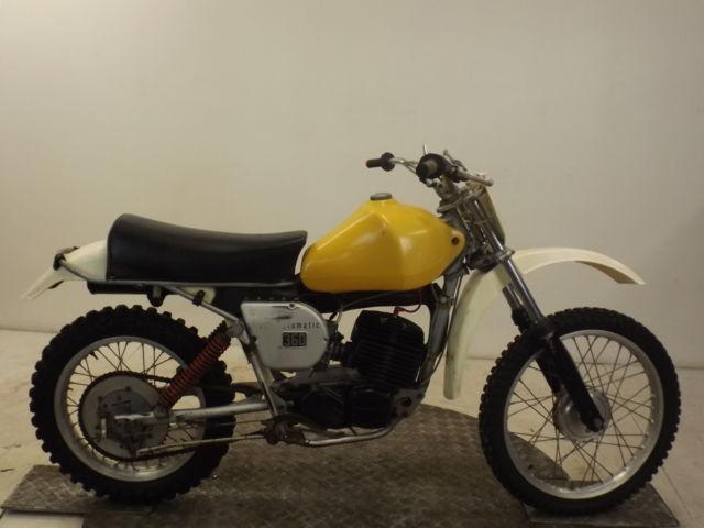 HUSQVARNA  360 AUTOMATIC  2 STROKE 1977 TWINSHOCK  MOTOCROSS* RESTORATION*