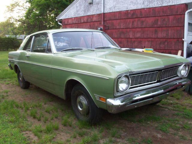 1968 Ford Falcon FUTURA