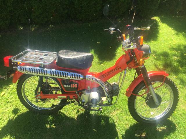 1981 Honda CT