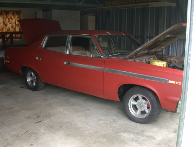 RARE 1970 RAMBLER REBEL AMERICAN MUSCLE CAR AUSTRALIAN BUILT RIGHT HAND DRIVE