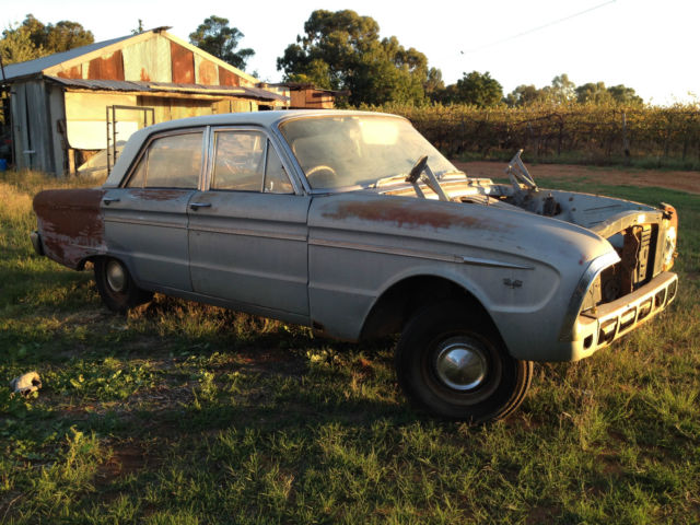 Ford XM Falcon Deluxe (1964) 4D Sedan Manual (2.8L - Carb) Seats