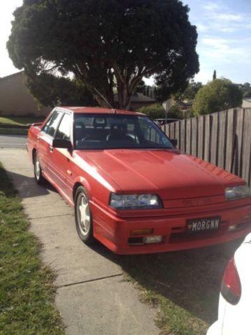 1989 Nissan Skyline GTS SVD (Number 107 of 200 made)