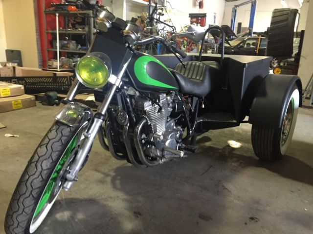 1979 Custom Built Motorcycles Chopper