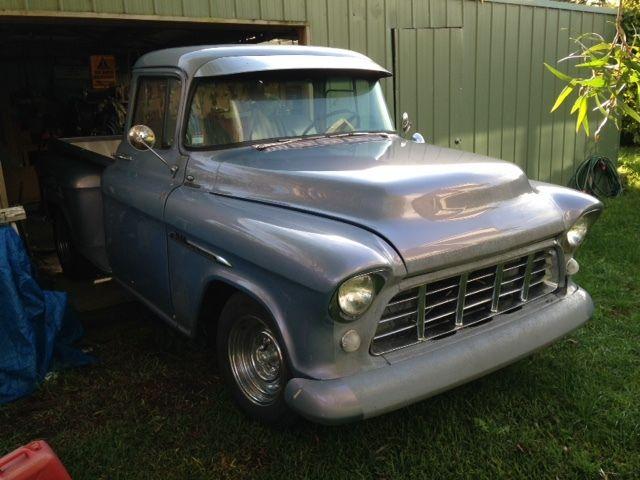 1955 Chevrolet Pickup Truck V8 6 Speed Manual
