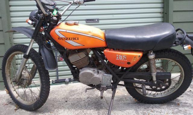 Suzuki TS 185