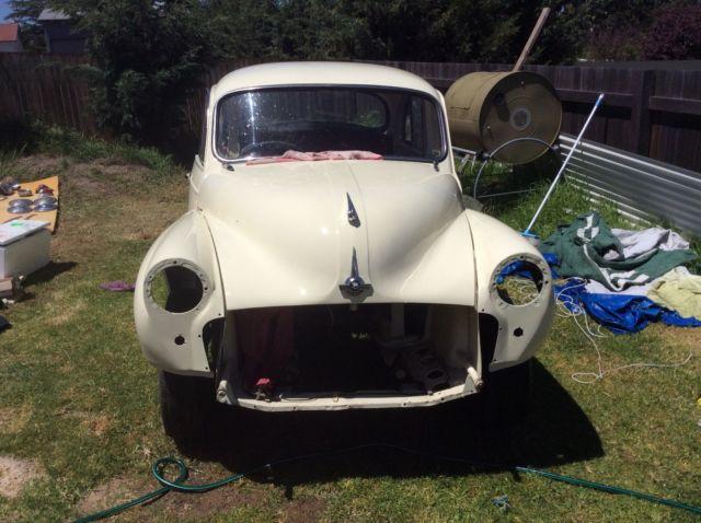 Morris Minor 1000 (1961) 4D Sedan Manual (948 cc - Carb) Seats