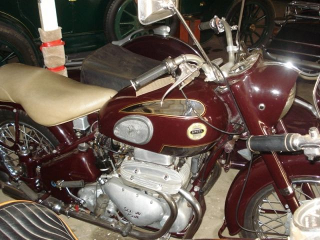1956 Ariel Motorbike Four piper For Sale Robertson ...