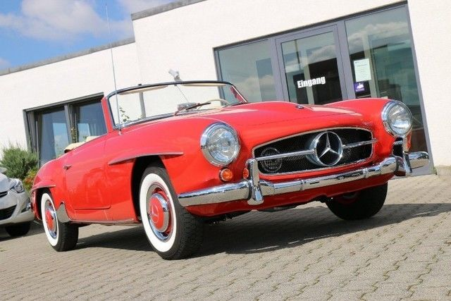1971 Mercedes-Benz 190 SL, Fully Restored, A MUST SEE!
