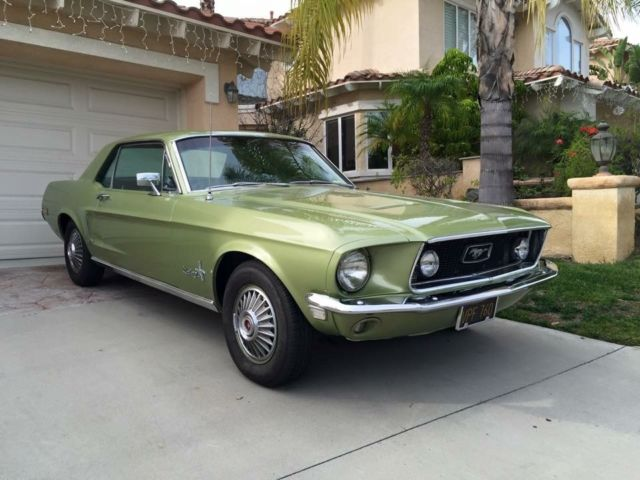 1968 Ford Mustang, Complete Restored, Excellent  Condition, Runs Great!