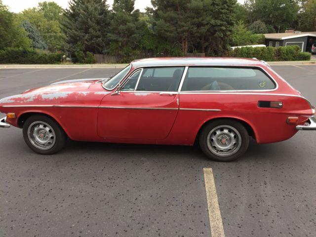 **1973 Volvo P1800ES** Original condition No Rust vehicle