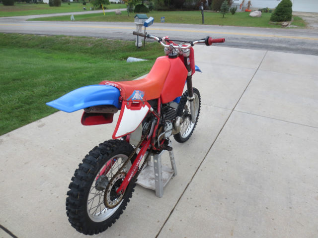 1990 ATK 406 MX Big Bore For Sale Onsted, Michigan, United