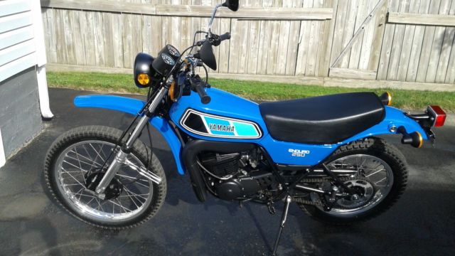 "1977 Yamaha DT250 Enduro ""Must be seen"""