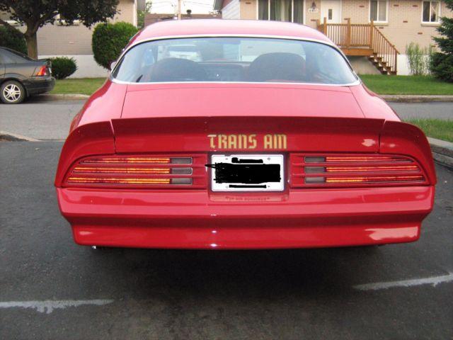 Pontiac: Firebird SE