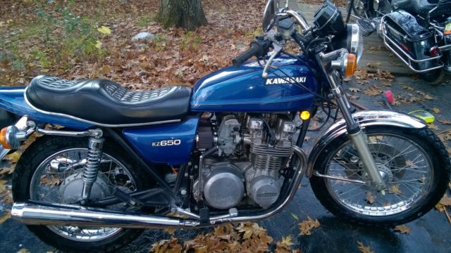 1978 Kawasaki Other 1978 KZ 650 B For Sale Holly, Michigan, United