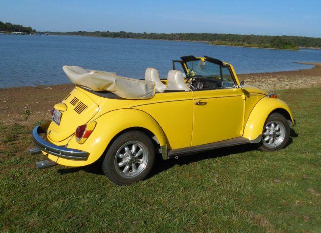 1970 Volkswagen Super Beetle